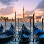 Venezia veduta dal canal grande
