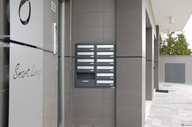 Cassetta condominiale esterna come sceglierla neo for Incasso in inglese
